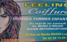 FEELING coiffure